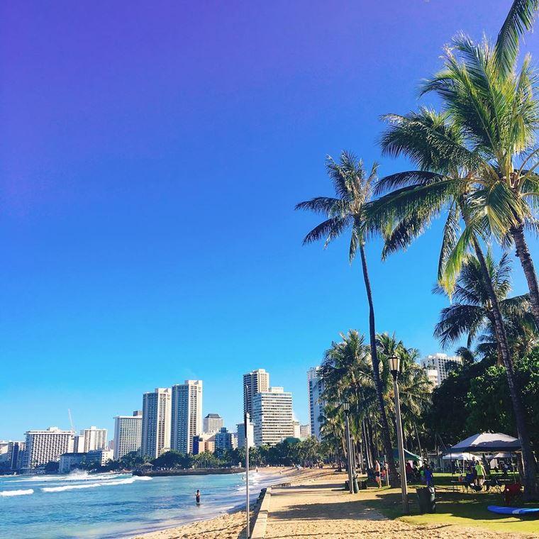 Города США, которые нужно посетить: Гонолулу