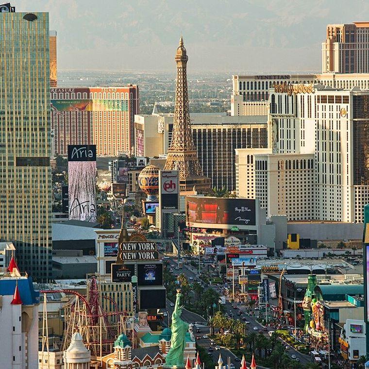 Города США, которые нужно посетить: Лас-Вегас