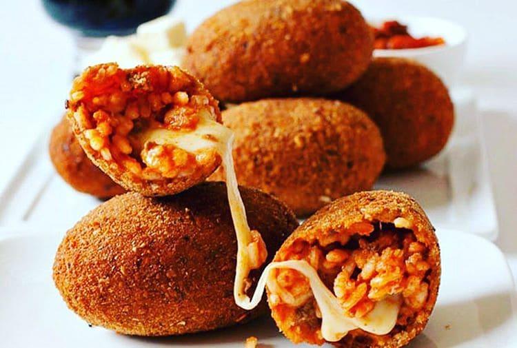 Блюда итальянской кухни в Риме - Супли аль телефоно