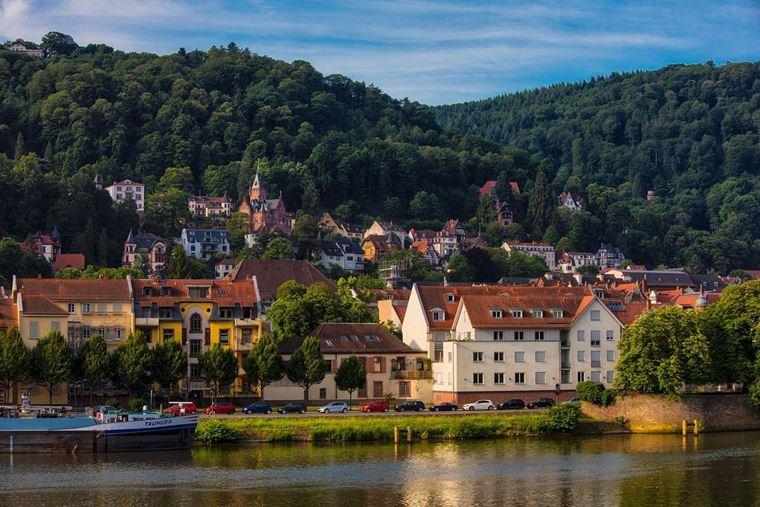 Красивые и недооцененные города Европы: Хайдельберг