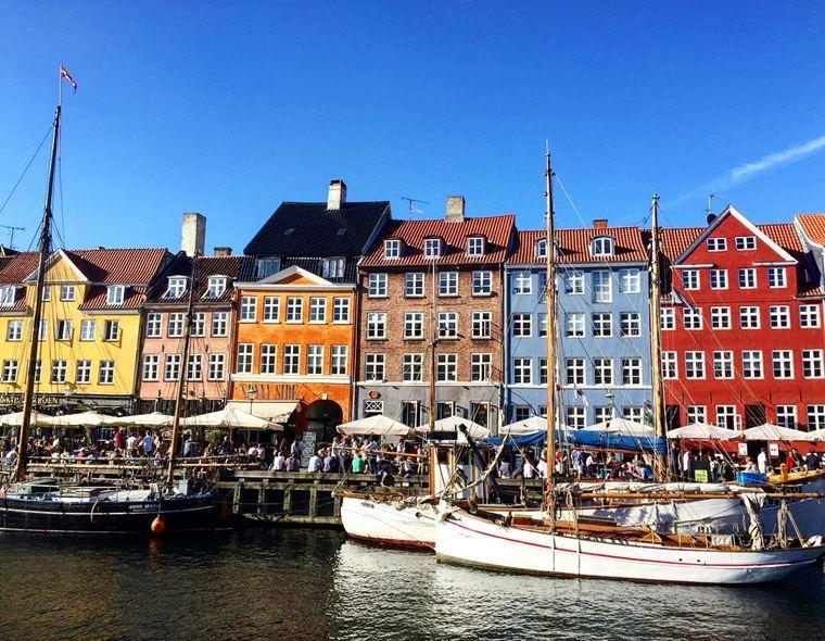 Красивые и недооцененные города Европы: Копенгаген
