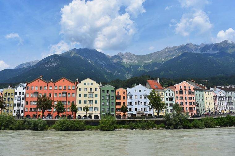 Красивые и недооцененные города Европы: Инсбрук
