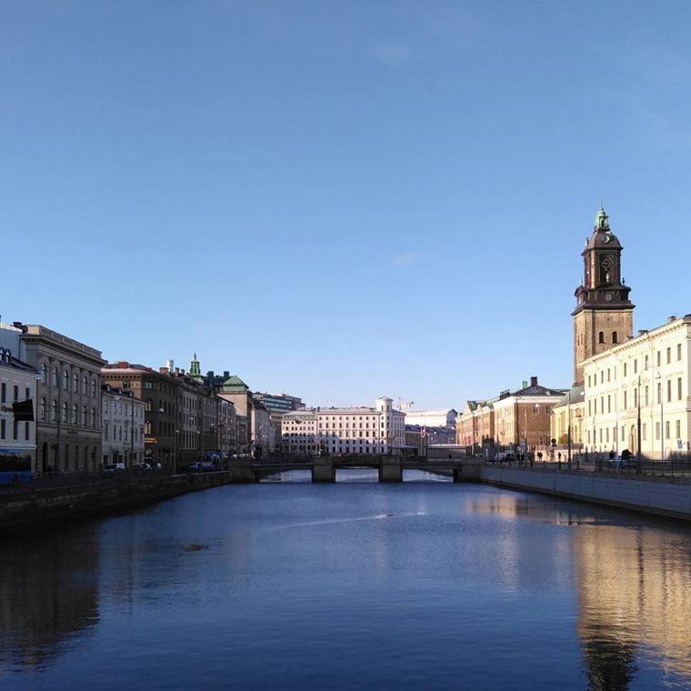 Красивые и недооцененные города Европы: Гётеборг