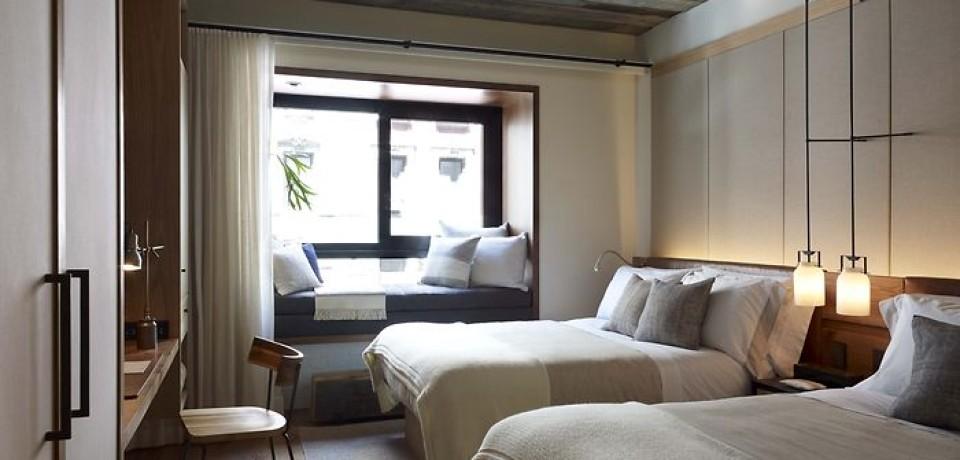 1 Hotels Central Park – новый экологичный отель в Нью-Йорке