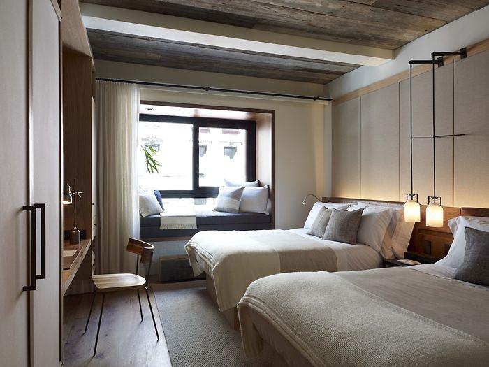 1 Hotels Central Park эко-отель в Нью-Йорке