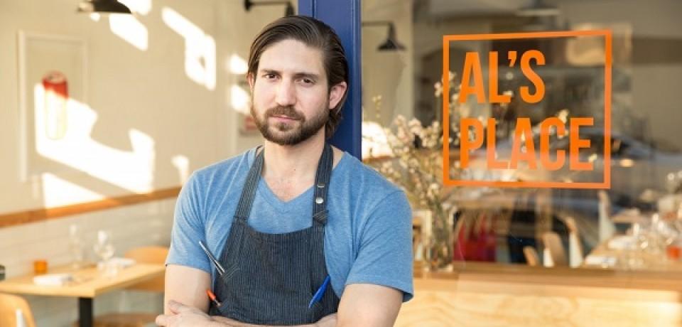 AL's Place назван лучшим новым рестораном США