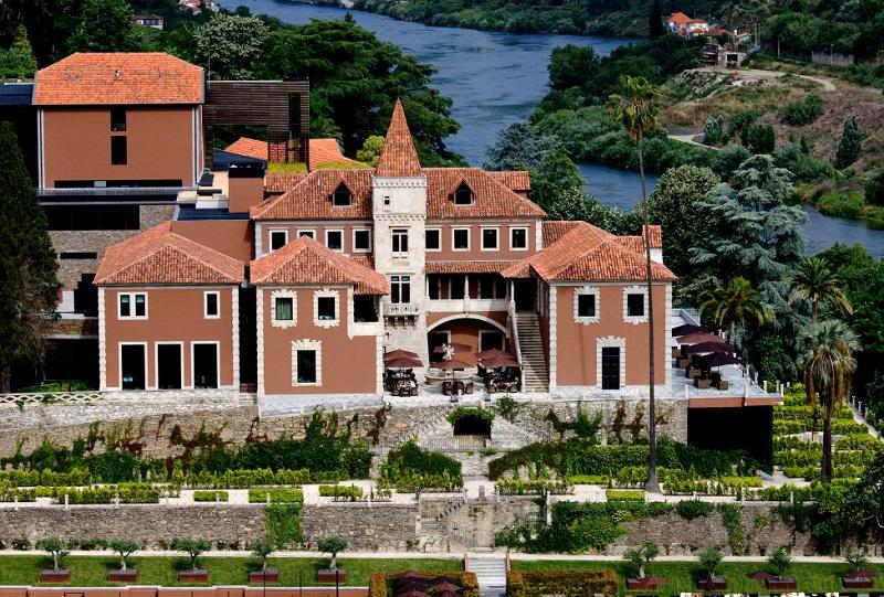 Курорт Six Senses в Португалии