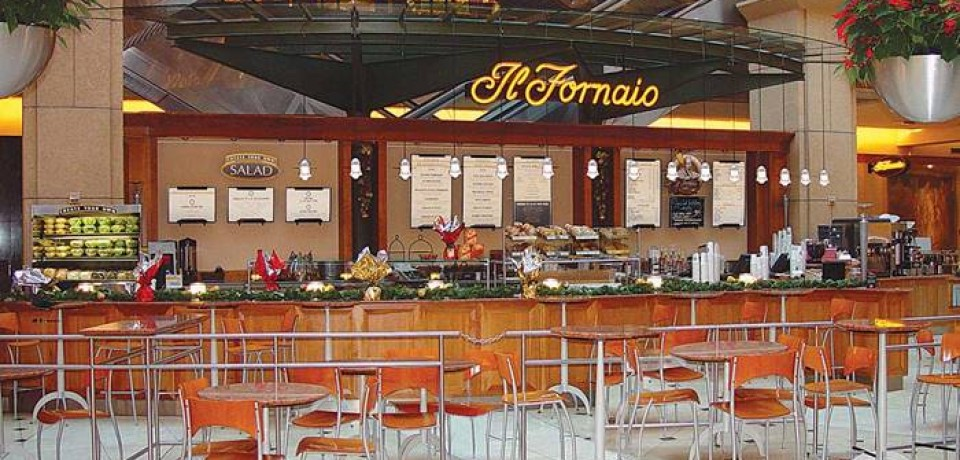 Il Fornaio откроет ресторан в тосканском стиле в Калифорнии