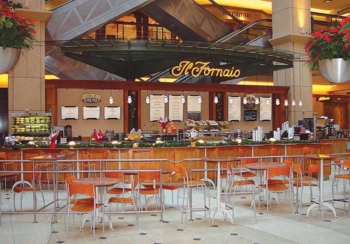 Ресторан Il Fornaio