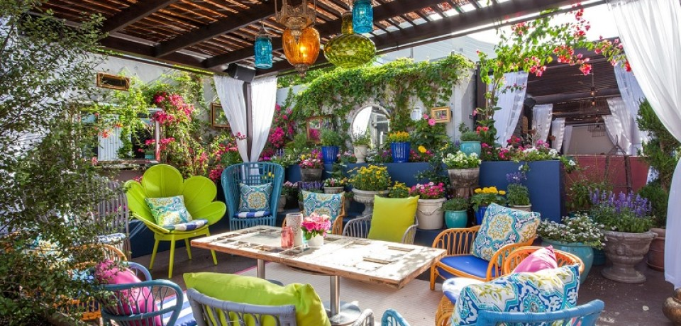 Дух Средиземноморья в ресторане Estérel в Лос-Анджелесе