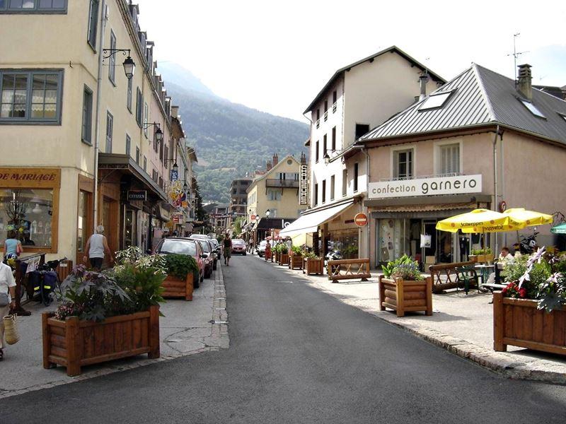 Бриансон – самый высокогорный город Франции
