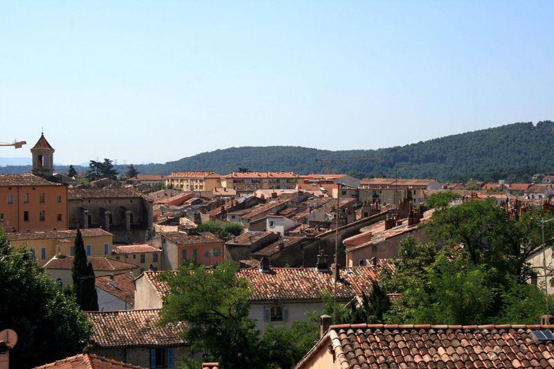 Драгиньян – виноградники и оливковые рощи