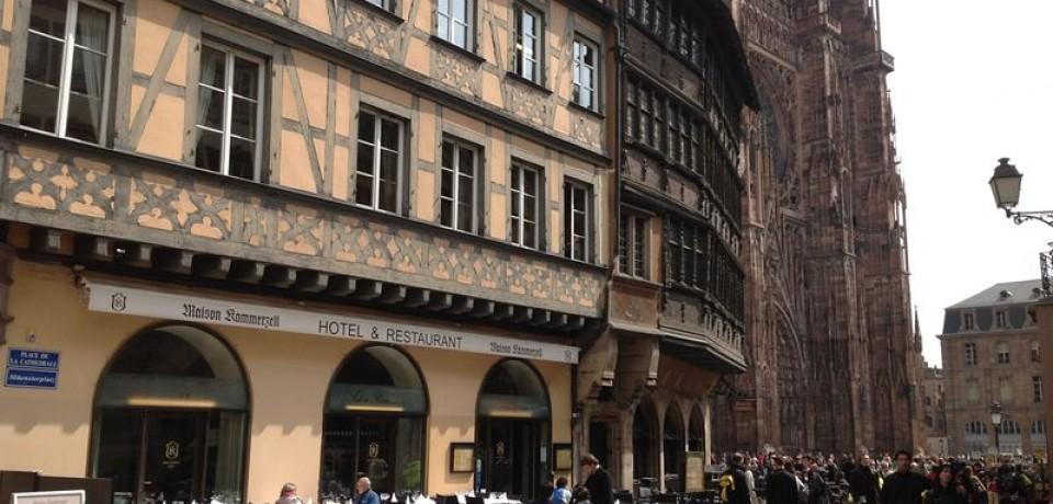 Гастрономический Страсбург: вкусное эльзасское путешествие