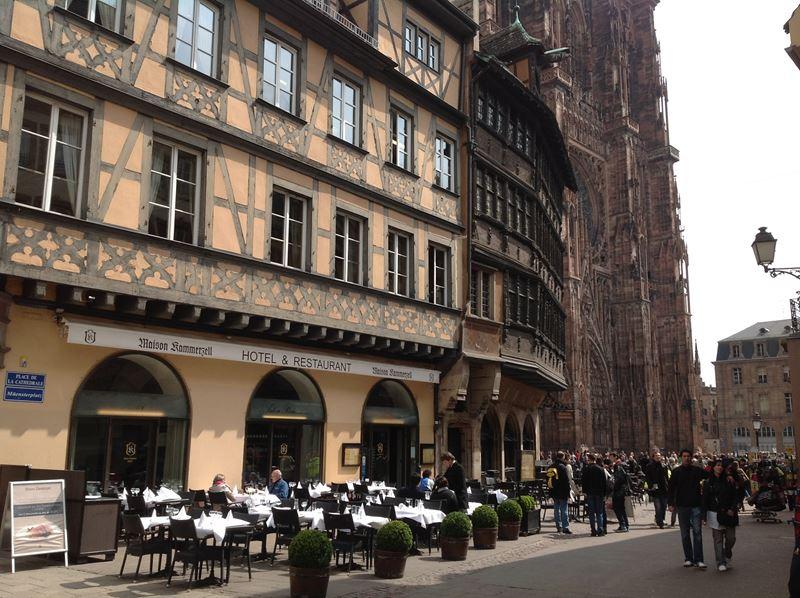 Maison-Kammerzell-Strasbourg