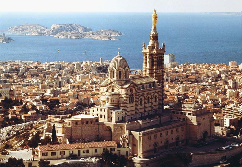 Марсель – крупнейший город-порт Франции