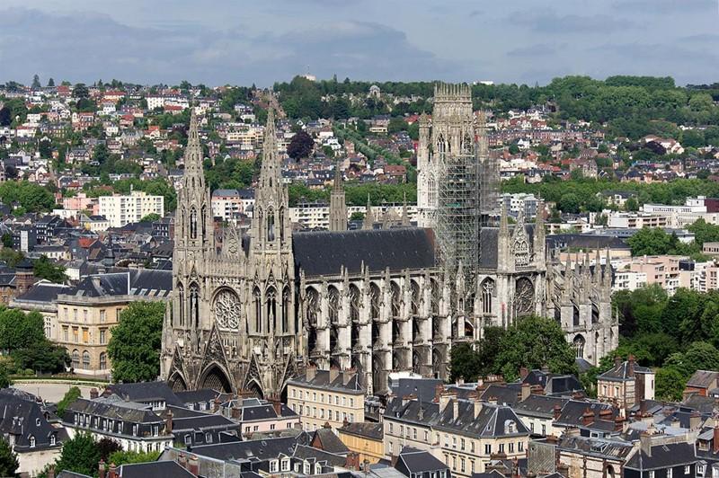 Нормандия, Франция (1)