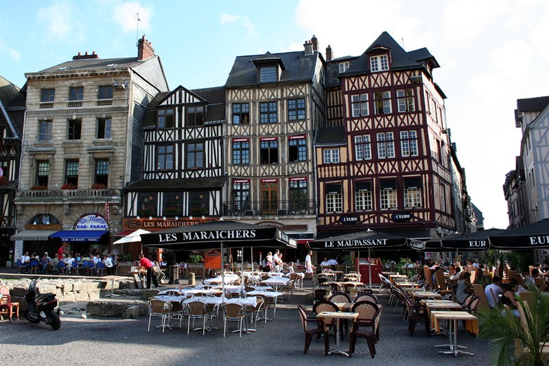 Нормандия, Франция (4)