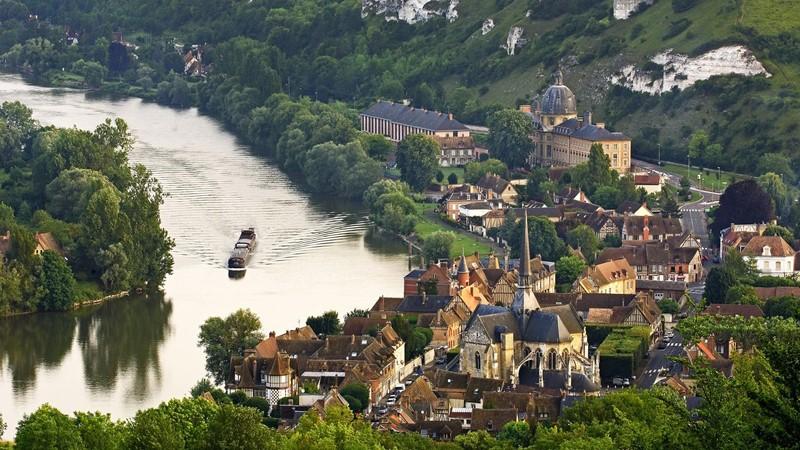 Нормандия, Франция (5)