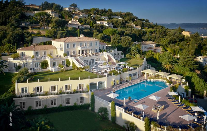 Сен-Тропе – кинематографический курортный рай