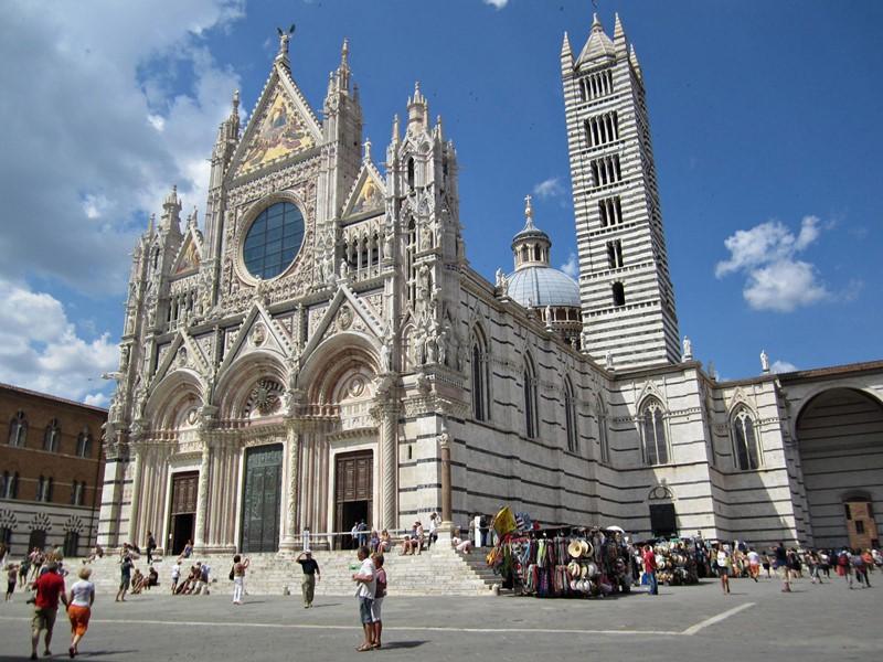 Сиена, Италия (2)
