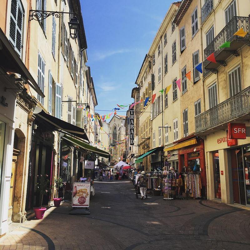 Города Юга Франции (Прованс-Лазурный берег): Драгиньян