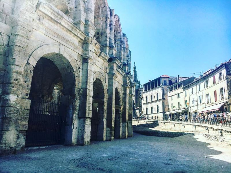 Города Юга Франции (Прованс-Лазурный берег): Арль