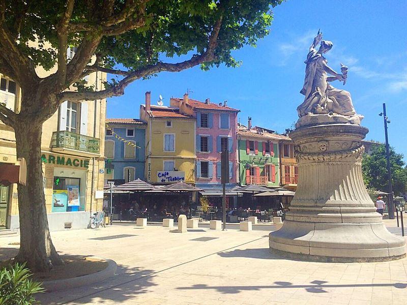 Города Юга Франции (Прованс-Лазурный берег): Оранж