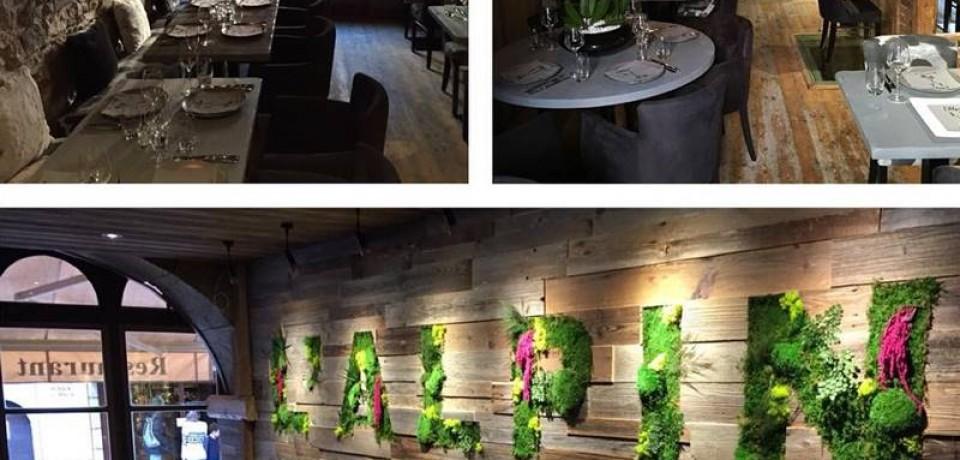 Певец Мэтт Покора открыл ресторан в Анси
