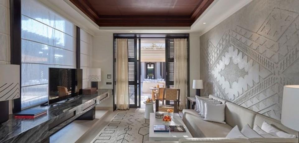 В Марракеше открылся отель Mandarin Orental