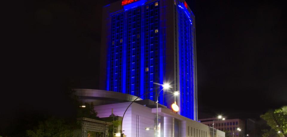 Sheraton планирует открыть новые отели в Румынии