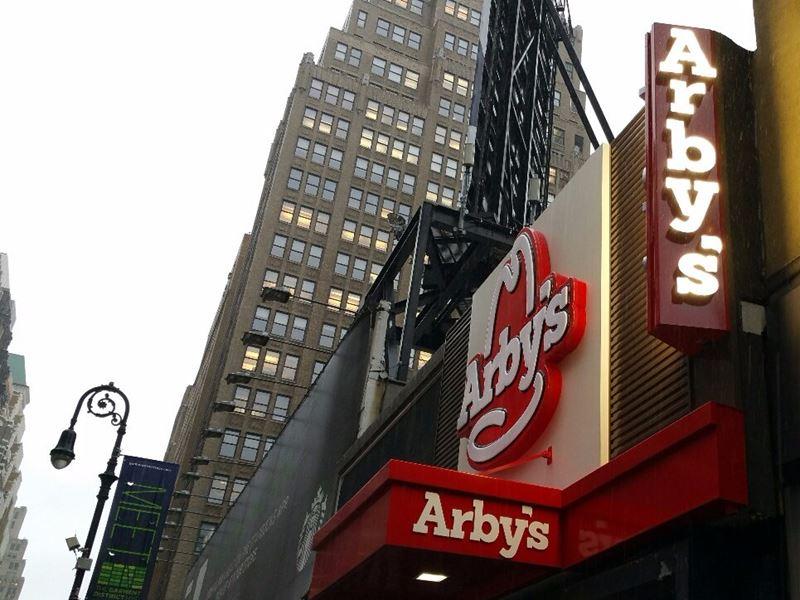 Новый ресторан Arby's (1)