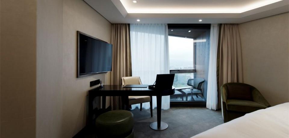 Atlantis в Цюрихе возрождается в качестве дизайн-отеля