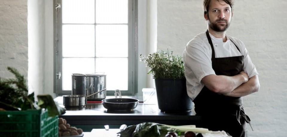 Рене Редзепи открывает бистро «108» в Копенгагене