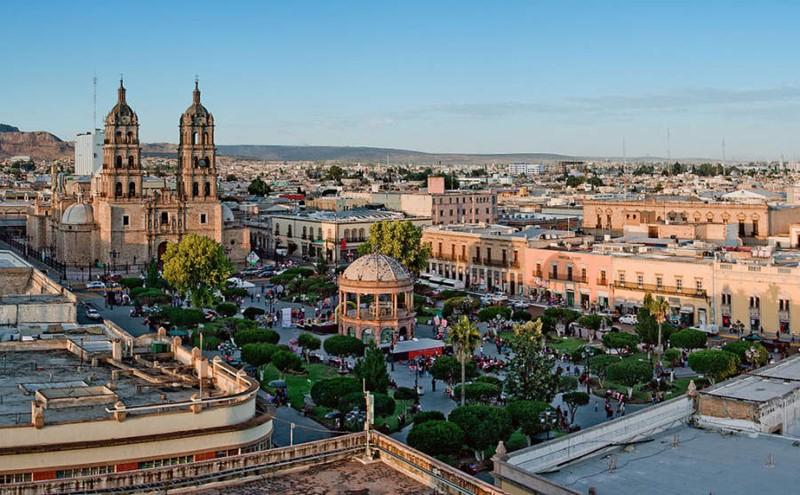 Города Мексики, Дуранго
