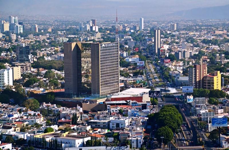 Города Мексики, Гвадалахара