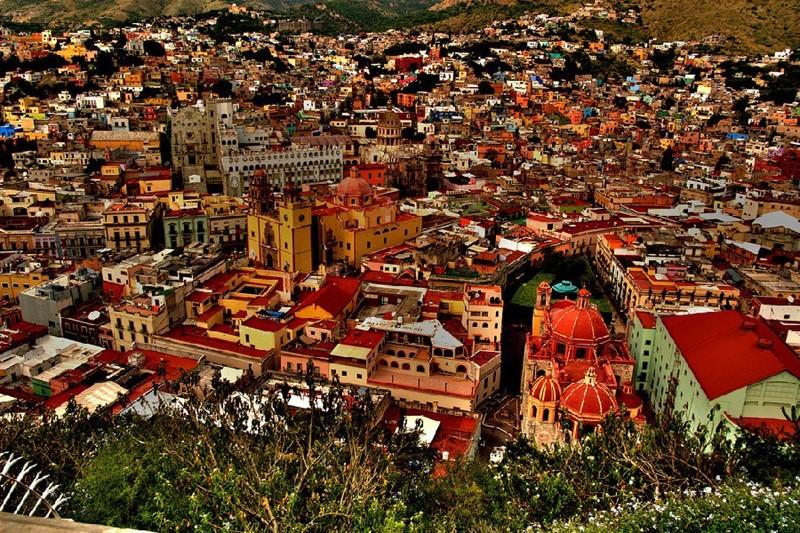 Города Мексики, Гуанахуато