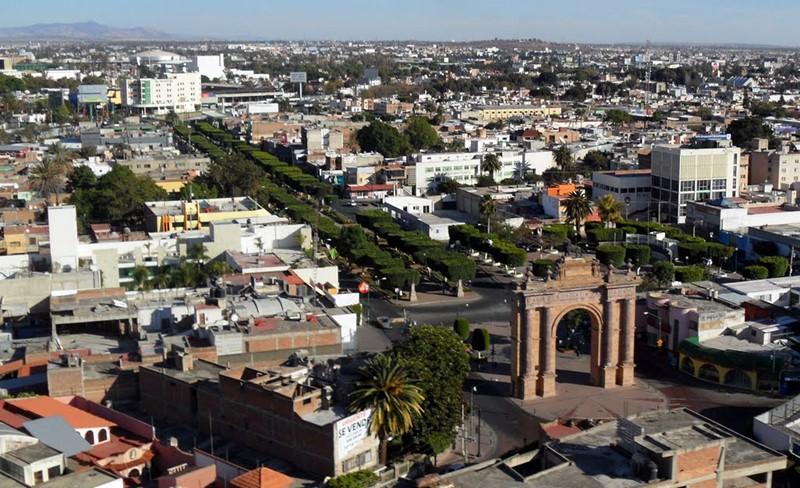 Города Мексики, Леон