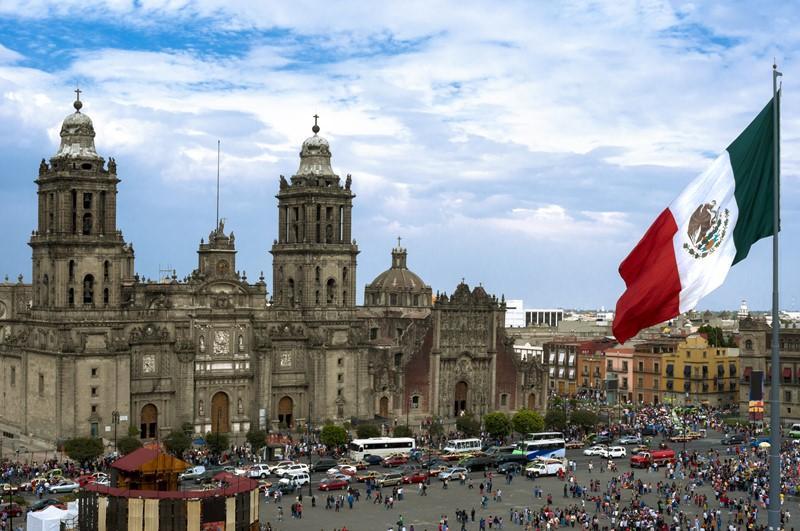Города Мексики, Мехико