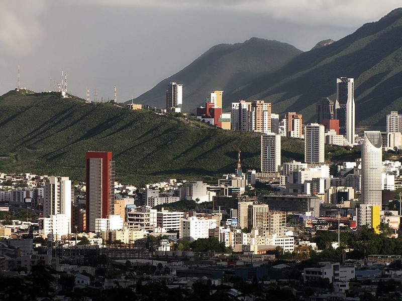 Города Мексики, Монтеррей