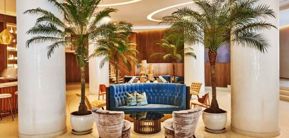 Nautilus – обновлённый легендарный отель в Майами-Бич