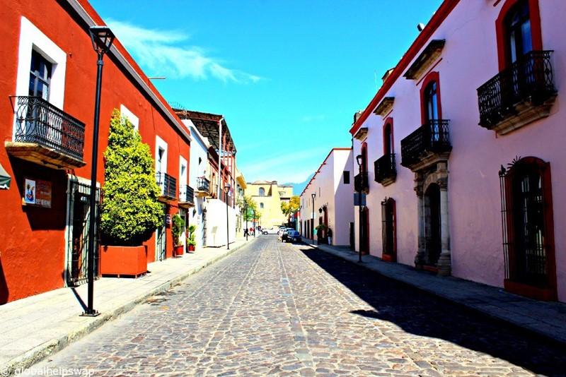 Города Мексики, Оахака