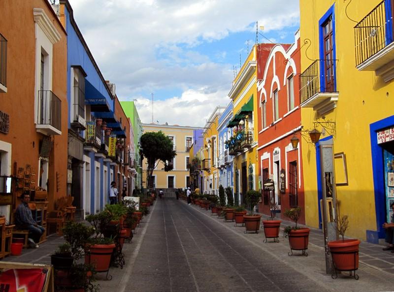 Города Мексики, Пуэбла