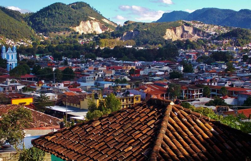 Города Мексики, Сан-Кристобаль