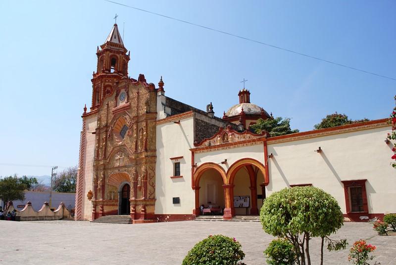 Города Мексики, Сантьяго де Керетаро