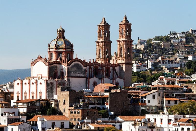 Города Мексики, Таско де Аларкон