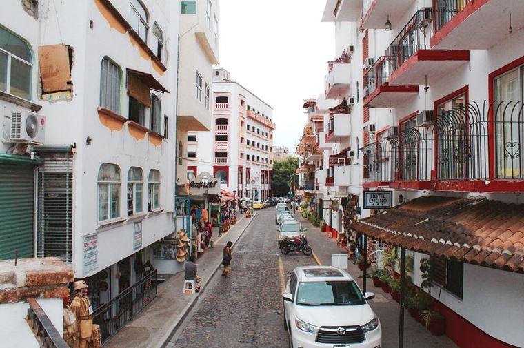 Крупные и красивые города Мексики: Пуэрто-Вальярта
