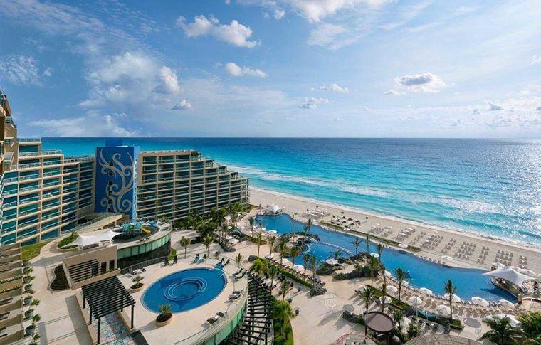 Крупные и красивые города Мексики: Канкун