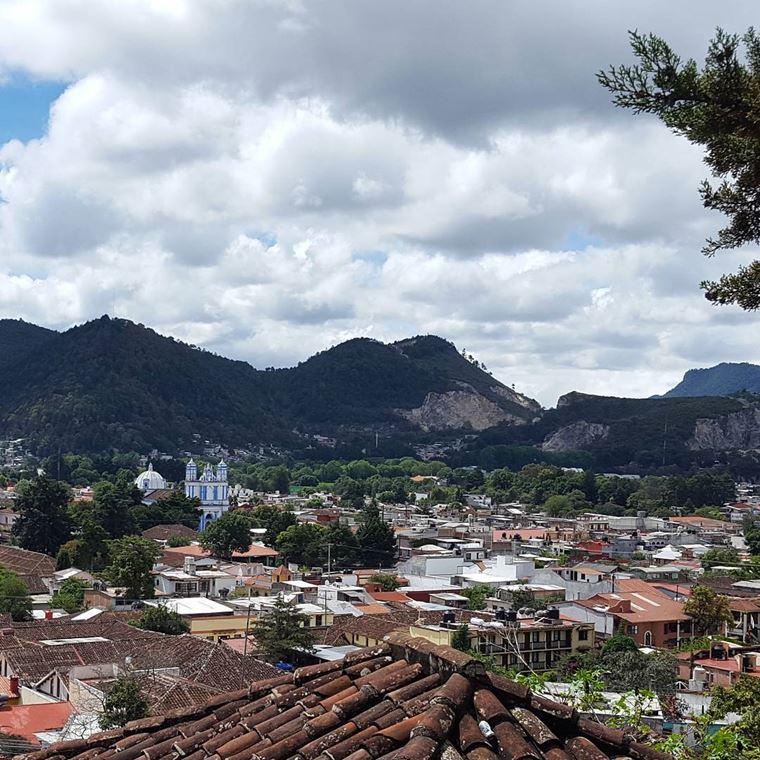Крупные и красивые города Мексики: Сан-Кристобаль-де-лас-Касас