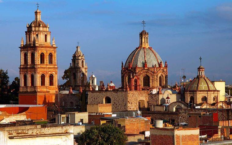 Крупные и красивые города Мексики: Сан-Луис-Потоси
