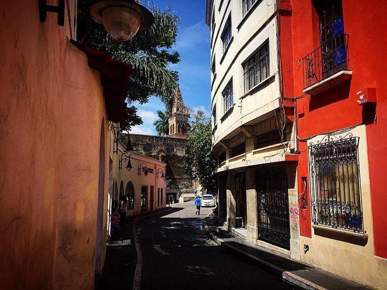 Крупные и красивые города Мексики: Куэрнавака